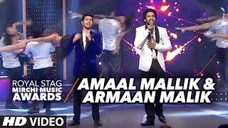 Amaal Mallik & Armaan Malik Creates Magic On The Stage #RSMMA 2016