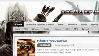 Download Fallout 4 for pc free