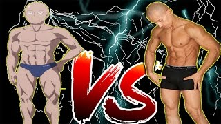 Anime vs Real Life!? || EPIC Frank medrano Vs Saitama!