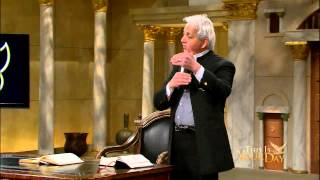 Benny Hinn | PART 2 of 'JESUS CHRIST REVEALED IN THE TABERNACLE'