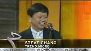 Trendmicro Steve Chang -  Lifetime Achievement Award in the 8th Asian Business Leaders Awards