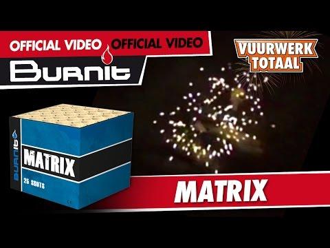 Matrix - Burn-it vuurwerk - Vuurwerktotaal [OFFICIAL VIDEO]