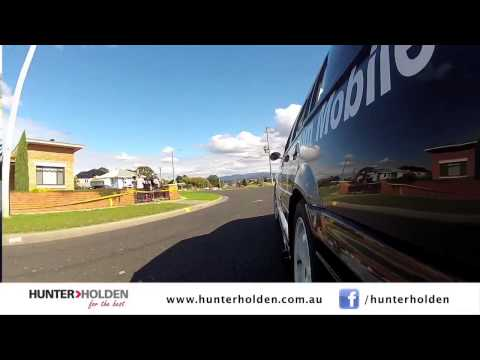 Hunter Holden VL Walkinshaw : Targa Tasmania 2013 Prologue