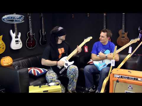 BLINDFOLD TEST - Telecaster Squier vs Fender vs Custom Shop - Part 2
