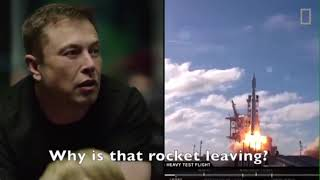 RIP Elon Musk's Car XD [GIF]
