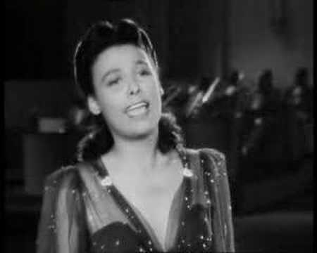 Lena Horne Singing Lena Horne Stormy Weather
