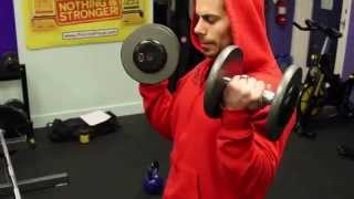 BACK AND ARMS TESTOSTERONE BOOSTING WORKOUT