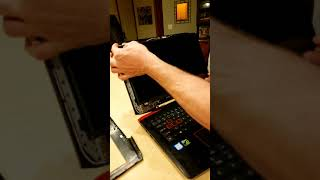 Laptop screen replacement / How to replace laptop screen (Acer aspire VX 15 - model  VX5-591G-75Rm)