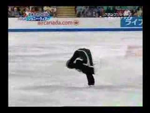 Johnny Weir SP Skate Canada 2006