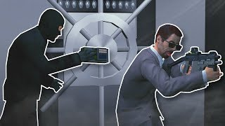 BANK ROBBERY MISSION! - Garry's Mod Gameplay - Cops and Robbers Roleplay
