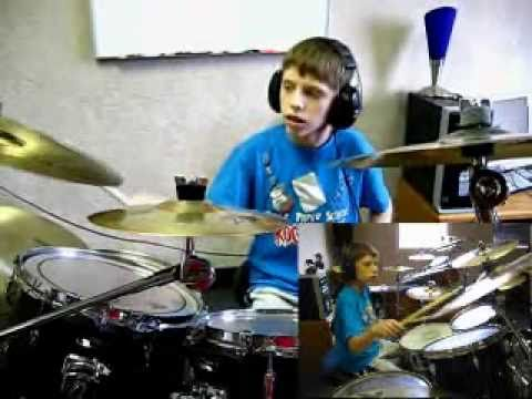 Ben (beberle2) My Chemical Romance Helena Drum Cover Video