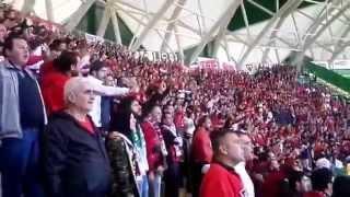 Eskişehirspor Konya Deplasmanı (22.11.15)