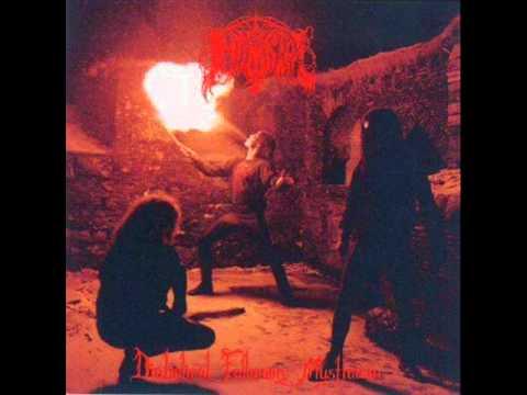 Immortal - Diabolical Fullmoon Mysticism 1992 [full Album] video