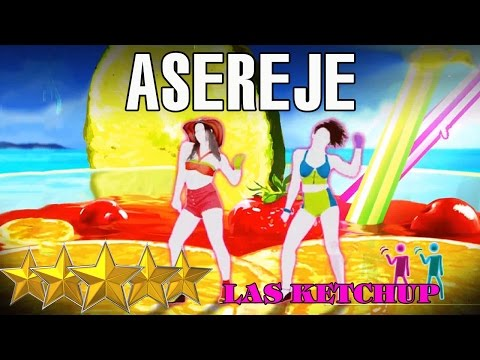 🌟 Asereje (The Ketchup song) - LasKetChup | Just Dance 4  🌟