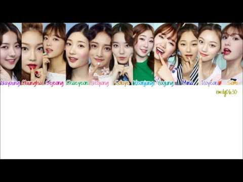 download lagu I.O.I 아이오아이 - 소나기 Downpo gratis