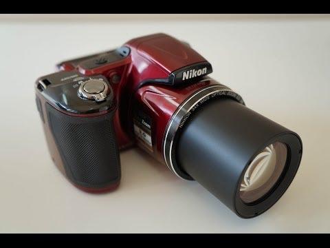 Nikon L830 Review