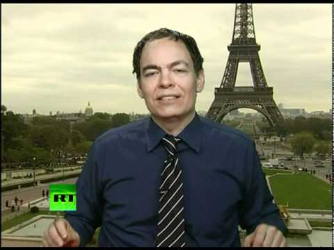Max Keiser: Crash JP Morgan - Buy Silver!