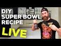 DIY SUPER BOWL RECIPE   HANDLE-IT