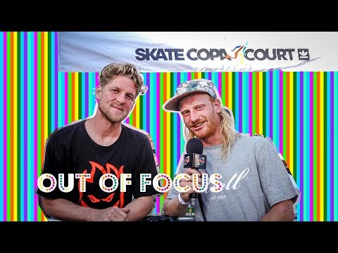 Out of Focus - adidas Skate Copa Court (Dennis Busenitz, Lem Villemin, Miles Silvas)
