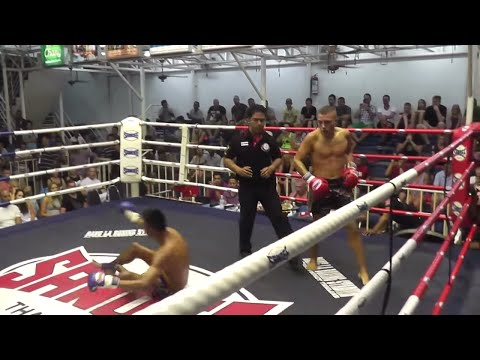 Jordan 'Deachkalek' Sumalee VS Prapsek Chorpetmunpang Gym: Bangla Boxing Stadium, 18th February 2015