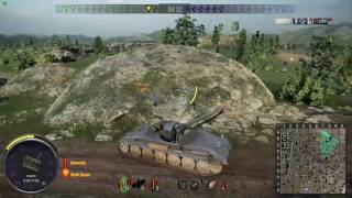 2x 5K+ Games WOT XONE Borsig (World of Tanks Console) 128mm Abuse