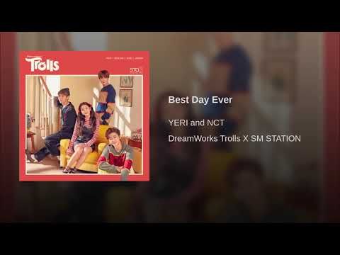 Download YERI NCT  DREAMWORKS TROLLS X SM STATION BEST DAY EVER