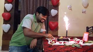 Birthday surprise for my husband | my love