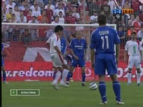 Sergio Ramos Goal against Real Madrid 2004/2005