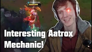 Hashinshin: Using TP during Aatrox ULT? | Who is the balanced Champion in League?