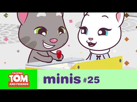 Tom and Friends Minis – Tom Against The Machine (Episode 25)