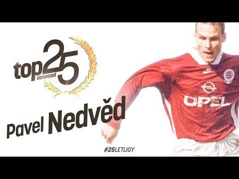 TOP 25 osobností: Pavel Nedvěd