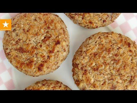 ГРЕЧАНИКИ - постные КОТЛЕТЫ ИЗ ГРЕЧКИ без яиц от Мармеладной Лисицы/VEGAN BUCKWHEAT PATTIES