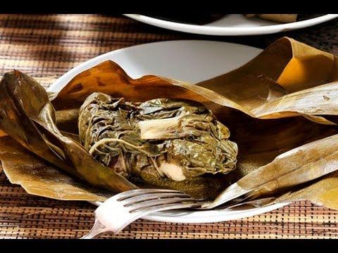 Tamales ligeros de acelga