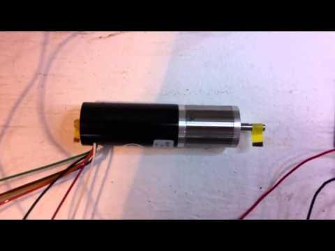 Testing custom brushless motor controller logic – Part 2