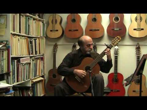 Khabam Ya Bidaram (Am I Dreaming or awake? Googoosh Arr. for Classical Guitar By:Boghrat