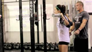 CrossFit - Back Squat Insights with Shelby Jones