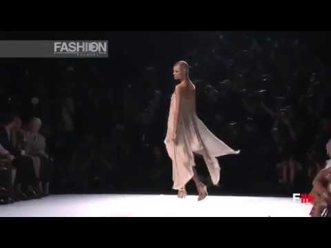 """Elie Saab"" Fashion Show Spring Summer 2013 Paris Fashion Week Pret a Porter Women Full Show"