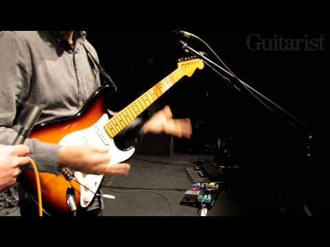 On The Road: Eric Johnson live rig tour