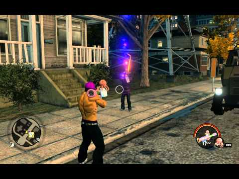 Saints Row 3 - Crazy/Cool/Funny Stuff To Do - Part 1 - [HD 720p]