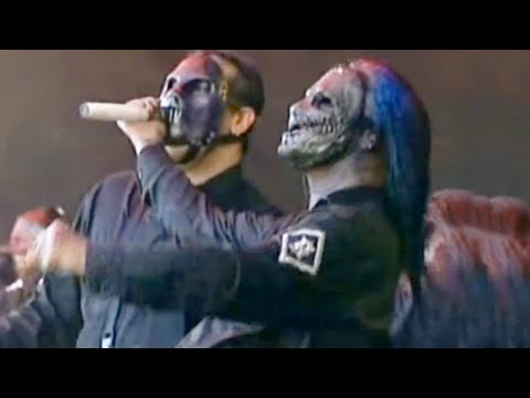 Slipknot - Spit It Out live (HD/DVD Quality)