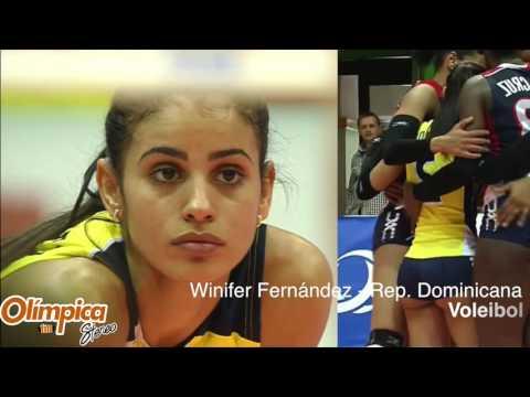 Top 5 Las mas bellas de las olimpiadas Rio 2016