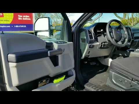 Обзор Ford F 350 Super Duty. 6,7 литра. Пикап-трак на котором я буду работать.