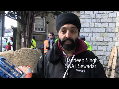 Swat Flood Relief Sewa video