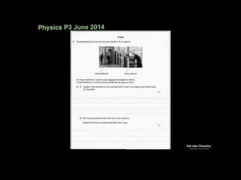 GCSE - Physics - P3 June 2014 paper - Edexcel Further Additional by Maram and Ahsan