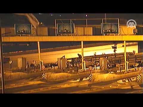 Haberler - Darbe girişimi gecesi Boğaziçi Köprüsü'nde yaşananlara ait yeni görüntüler