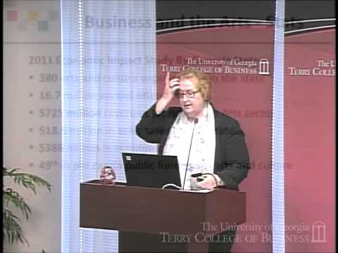 Virginia Hepner: Intersection of Arts & Business: Why Does it Matter?