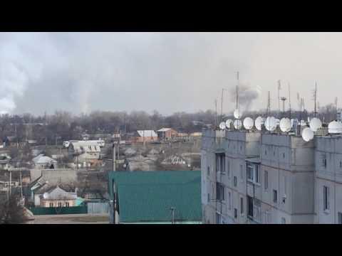 Балаклея взрывы, реакция пожарных о...ть!!!