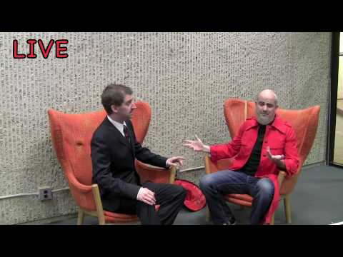 Law Show 2010 Video - Connery Interview