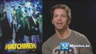 WATCHMEN & 300 Interview With Director Zack Snyder