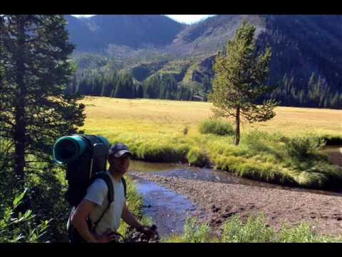 Backpacking Trip in Yellowstone National Park 2010